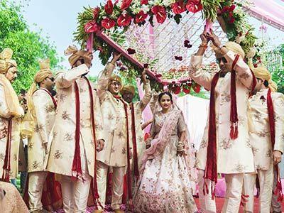 best marriage garden in hoshangabad utsav marriage garden