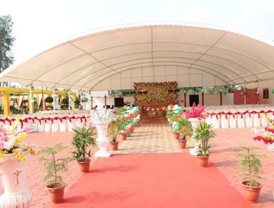 Best Venue for College Farewell Party in Bhopal - Utsav Marriage Garden