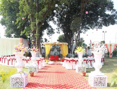 Best Venue for Marriage ceremony in Bhopal - Utsav Marriage Garden