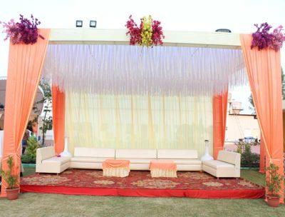 Best Venue for Marriage ceremony in Bhopal - Utsav Marriage Garden