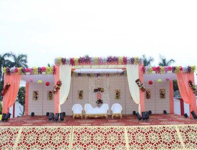 Best Wedding Reception venue in Bhopal - Utsav Marriage Garden
