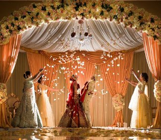 best marriage garden in hoshangabad