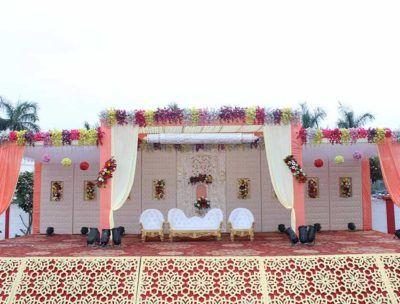 best marriage garden in hoshangabad