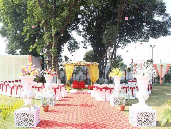 marriage garden in bhopal