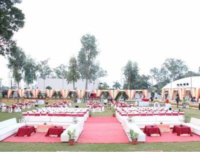marriage garden in hoshangabad