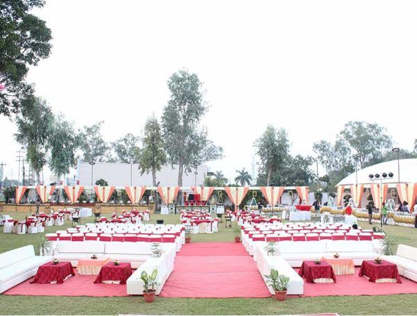 marriage garden in hoshangabad